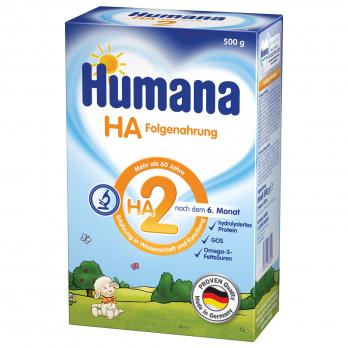 Humana НА 2, 500 г