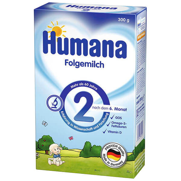 Humana 2, 300 г