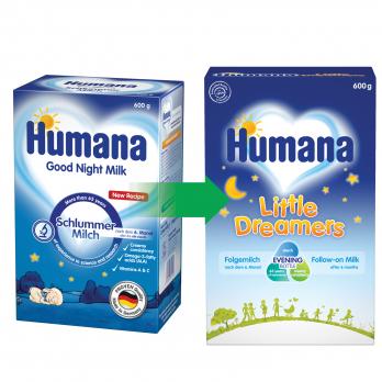 Humana «Солодкі сни», 600 г