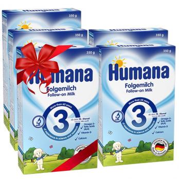 Хумана 3, 350 г (5 шт.)